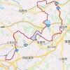 ロードバイク 習志野 ~ 印旛沼 ~  ちょっと 茨城県 ~ 成田市 117キロ