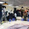 Dễ dàng sơn sửa nhà cửa khi dùng thang nhôm chữ a