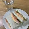 【料理】今日の簡単ランチ(サンドイッチ)【たまごサンドの美味しい作り方】