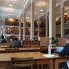 教授との関係。図書館。カフェ。