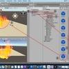 Unity Objectが落下したら炎のパーティクルを表示させる方法 初心者編13