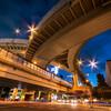 都内でジャンクション夜景を撮影するなら、西新宿ジャンクションがオススメ