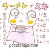 冒険の書:2018年3月19日〜ラーメンについて〜