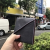 長財布にも二つ折り財布にもなる旅行に最適な旅行財布
