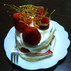 【写真複製・写真修復の専門店】イチゴのケーキ 色調修正