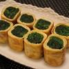 【作り置き】ほうれん草玉子巻きの作り方(レシピ)