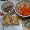【タケノコ煮物】筍好きのダンナsan.のために、時短で煮物。