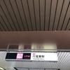 大阪メトロ谷町線の八尾南駅の駅名看板等はまだ…