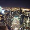 アメリカ旅行(10月1日(月))  トップ・オブ・ザ・ロックからの眺望
