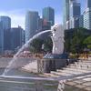 「宇宙よりも遠い場所」シンガポール舞台訪問 マーライオン・パーク~ボート・キー(2/4)