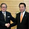 ◇郵政民営化改正法の成立は野田政権