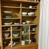 食器棚の手間を無くし整理整頓