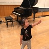 バリアフリーコンサート(3歳8ヶ月)
