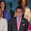 女性ばかりの集まる女性外相会議に呼ばれた河野外務大臣 顔を真っ赤にして怒る