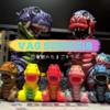 メディコムトイ / コジカトイズ:VAG SERIES18恐竜獣のたまごチラボ