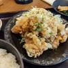 特盛唐揚げおろしポン酢定食