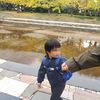外出の練習 GoTo 昭和記念公園