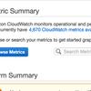 Amazon LambdaでCloudWatchのメトリクスをMackerelに監視させる