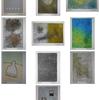 「8cm×12cmの小さなアート」作品追加(#208-#217)