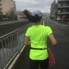 ランニングログ 心拍トレーニング2週目7-6日目