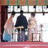 2012年3月6日の鶴岡八幡宮