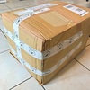 日本から送った荷物が1ヶ月半かかってやっと届いた