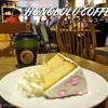 ハワイアンカフェの桜スイーツ『さくらシフォン』 / ホノルルコーヒー(HONOLULU COFFEE) @幕張(千葉)