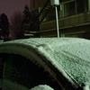 初積雪!ダイワの家をレポートしてみる