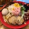 519. 特製濃厚蟹味噌ラーメン@石黒商店(神保町):3種の蟹の濃厚な旨味と香りがたまらない贅沢すぎる味噌ラーメン!