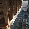 壁外張り断熱施工