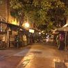 台南に移動! 美しい古い街並み