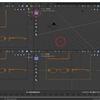 Blender 2.8でモデリングする その5(メッシュの追加とBlenderの基本操作)