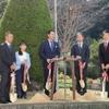 11月28日のブログ「桜ヶ丘小・創立40周年記念植樹、洞戸円空記念館「和歌集展」、「関のどぶろく(仮称)」試飲会、池尻の円空館など」