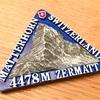 山肌を感じるマグネット/世界のマグネット・スイス ツェルマット
