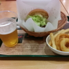 ワイン・ビールを出す「モスバル」のあるモスバーガーに行ってきました