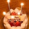 娘が今日20歳になりました!ということはブログも5年目です!!