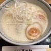 白湯スープの京風ラーメン 鶏そば  ~~ぎをん 為治郎 八条口店~~