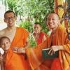 ラオスの仏教僧の備忘録(出家9日目:みんなが知らないラオスのお坊さんのルールとか)