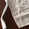 今日は簡単手抜き雑巾をつくってみました。(作り方あります)