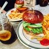 ハンバーガー専門店