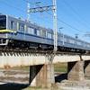 東武宇都宮線を行く、元地下鉄直通用電車・20400型