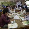 6.2-3森のムッレ教室リーダー養成講座 開催しました。