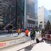 東京マラソン&銀座ランチデート&旦那の誕生日ディナー〜26日日曜日