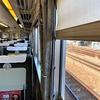 185系踊り子⑯ 終着の東京駅へ^^
