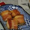 豆腐ベーコン巻き