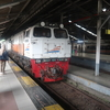 【週末ジャカルタ鉄3】高速鉄道の建設進むジャカルタ~バンドンを特急列車「アルゴ・パラヒャンガン号」で往復。