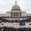 大事件:大統領選挙に異議を唱える暴徒が米国連邦議会を占拠した