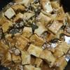厚揚げのなんちゃって麻婆豆腐