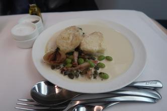 NH116便(羽田22:00→バンクーバー13:50)美食と熟睡のANAビジネスクラス搭乗記。