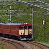 【2012/06/04】魅惑の白H! 711系S114編成来旭